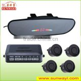 rear view mirror display auto electronics car reversing security systems