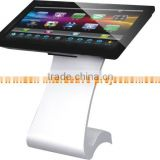 Interactive multi touch table for bar,table standing advertising player