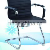 Office Furniture Comfortable design adjustable lumbar support PU leather ergonomic office chair