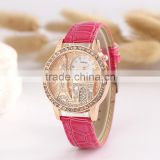 Hot selling royal diamond master watch lady watch custom timepiece supplier