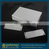 "Aluminum Box Enclosure Case -3.73""*2.52""*0.94""(L*W*H) aluminum pedal box"