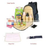 large capacity diaper bags,stylish baby diaper bag backpack for moms                                                                         Quality Choice