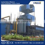 Biomass Fuel Coal Gasification used to warm home, bathing and cooking by burning stalk, rice husk, wheat straw.