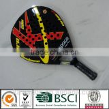 Hot carbon beach tennis rackets/wood beach tennis rackets