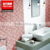 Guangzhou PT030 carrara marble mosaic tile wood artist mosaic                                                                                                         Supplier's Choice