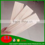 10mm 12mm15mm 18mm 20mm 25mm paulownia sheet paulownia wood bathroom wall board for decorative moulding