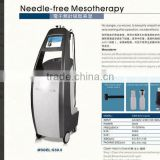 New product GS8.6needle-free mesotherapy /no needle machine /injection mesotherapy product
