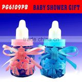 top sale feeding baby plastic nursing bottle for customer shopping