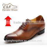 Brazil Quality Leather Dress Shoes Oxford Retro Men Formal Shoes
