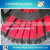 Conveyor Impact Bed Bar with UHMWPE capped/aluminium alloy UHMWPE plastic Conveyor impact bed bar