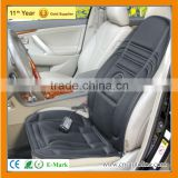 4 motors massage and heating seat cushion for back