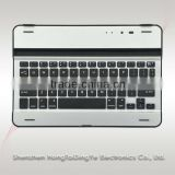 Aluminum wireless keyboard from factory supplier for ipad 5 / ipad air/imac/ipad mini