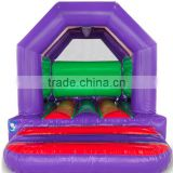 Popular colour christmas event inflatable bouncy castle,kids and adults cheap air jumper for sale