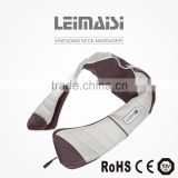 TUV Ruian LEIMAISI PU OEM car with infrared heat belly reduce massage belt