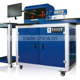 automatic stainless steel aluminum sheet metal channel letter bending and cutting machine
