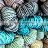 100% polypropylene yarn rayon filament yarn used for weaving knitting embroidery dope dyed VPR