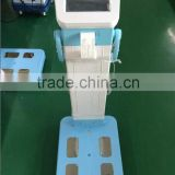 Cheap Human body analyzer machine for fatty test and protein test and body water propetity analyzer