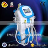 3 in 1 multifunctional beauty machine with elight/ipl/cavitation/rf/nd yag laser