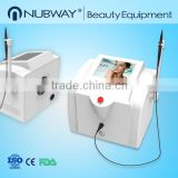 Skin Tightening Fine Lines Removal Ipl Laser Device For Red Face Intense Painless Pulsed Flash Lamp Red Nose Spider Veins Arms / Legs Hair Removal Vertical