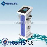 Vertical Slimming mahine NL-RUV501 Female Spa Body Shaping Equipment / Vacuum Weight Loss Machine