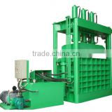 multiple use baler machien for waste tire