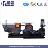 Water well drilling rig assistant ,light weight BW200 mud pump for drill water well drilling rig