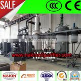 With Chemical Pre-treatment Vacuum Engine Oil Distillation Plant,Used Oil Recycling Equipment