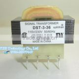 DST-3-36 115V/230V 50HZ/60HZ 18V/36V 2.4VA Power Transformers