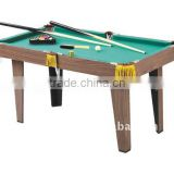 Mini billiard table