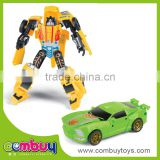 Wholesale good quailty plastic kids fighting robot toy