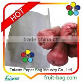 fruit protective paper bag wax apple bell fruit protection bag bell fruit growing paper bag