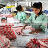 Dery over 16year clothing experience as a brand name clothing factory with strict quality control