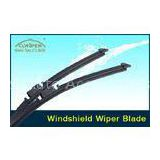 Natural Rubber Air Windshield Wipers , Teflon Coating Windscreen Wiper Replacement
