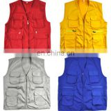 Hot Selling High Visibility Reflective Warning polyester fabric neoprene rubber Vest