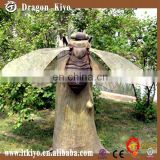 Dragon Culture Animatronic Fly for Indoor or Outdoor