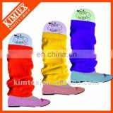 OEM Ladies Fashion Knitting Acrylic Legwarmer For Winter