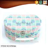 Decorative Wedding Cardboard Suitcase gift Box Wholesales with handle