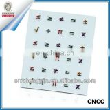 On sale Nail sticker designs with high quality (ZY7-1003)
