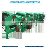 Polyester Yarn And Cotton waste Recycling Machine to make fiber