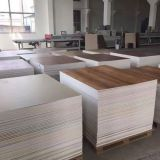 waterproof fireproof rigid core flooring with xpe