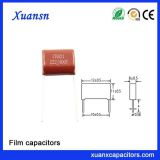 polypropylene film capacitor 222j400v wholesale Price
