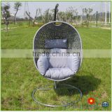 Outdoor Patio Cheap Hammock Wicker Swing Hanging Swings Egg Chair Sofa