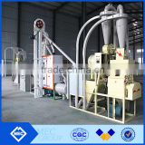 maize flour stone milling machines