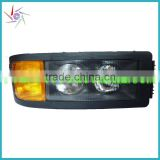 MAN F2000 head lamp headlight,headlight head lamp for F2000,MAN truck body parts spare parts81251026290 812510