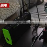 AL JP-16 jump starter, Factory price 12v 16000mah portable power bank jump starter battery