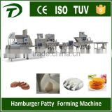 automatic meat burger patty chicken nuggets processing equipment                                                                                         Most Popular