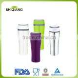 380ml double wall plastic thermal leakproof tumbler                                                                         Quality Choice