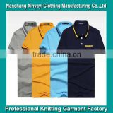 Elastic Neckline With Shoulder Straps Knit Garment Factory XXXL Polo Shirt / T Shirts Polo China Supplier