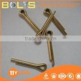 Hot sale GB91 copper locking cotter pin