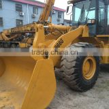 secondhand wheel loader Cater 966G / original chinese loader in shanghai